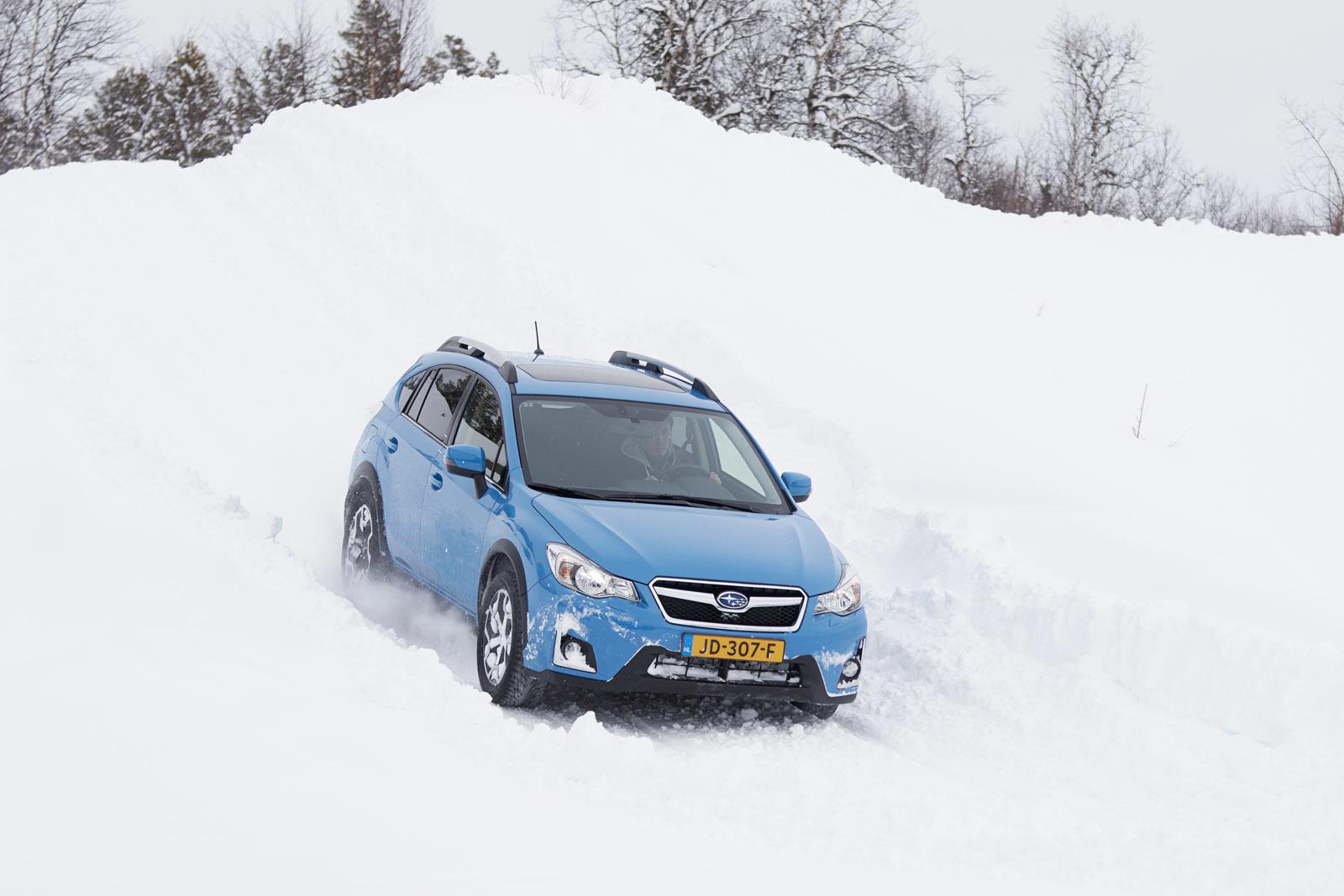 Foto de Subaru Snow Drive 2016 (125/137)