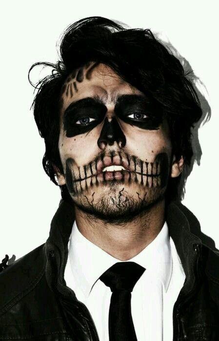 Tu disfraz de última hora: cómo llevar el mejor look de Halloween con sólo maquillaje