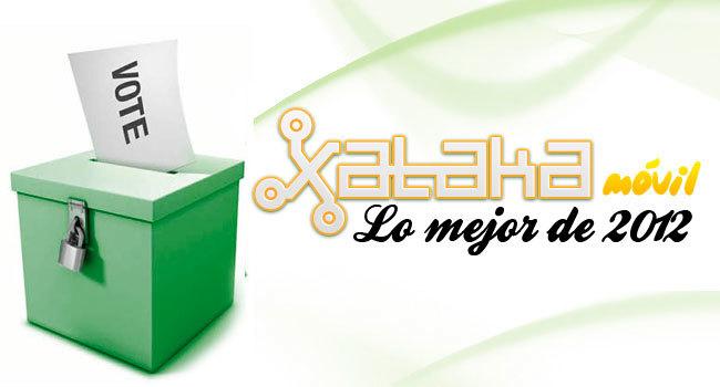 Vota lo mejor de 2012