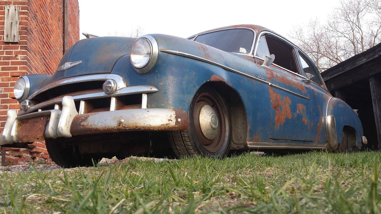 Foto de 1949 Chevrolet DeLuxe (12/22)