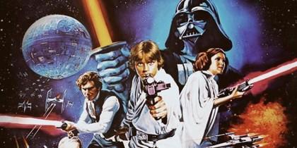 Infografía de 23 localizaciones del mundo donde fueron rodadas las películas de Star Wars