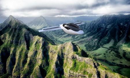 Lilium Jet 4