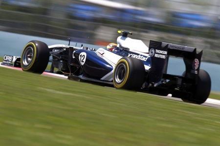 Más mejoras para Williams en el Gran Premio de España