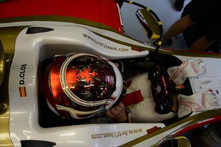Nueva oportunidad para Dani Clos en el Gran Premio de Hungría