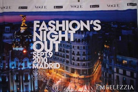 Fashion's Night Out 2010: fotografías e impresiones