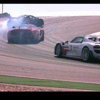 LaFerrari vs 918 vs P1 al estilo Chris Harris en un video de una hora