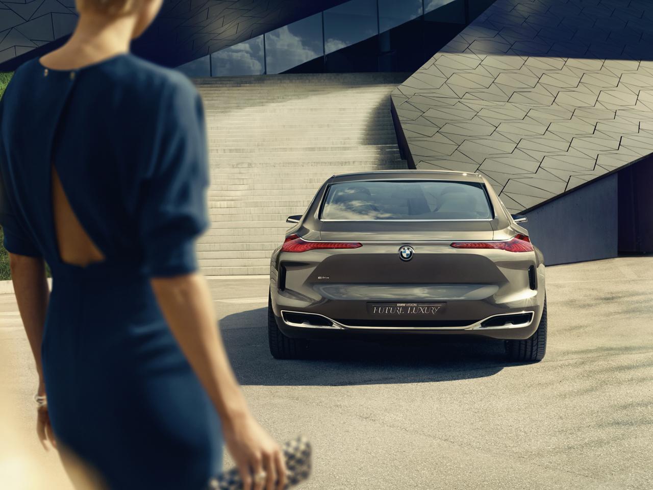 Foto de BMW Vision Future Luxury (23/42)