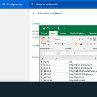 Cómo exportar tus contraseñas de Google Chrome