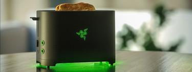 La tostadora de Razer para gamers fue una broma del 1 de Abril, ahora van a fabricarla en serio por aclamación popular