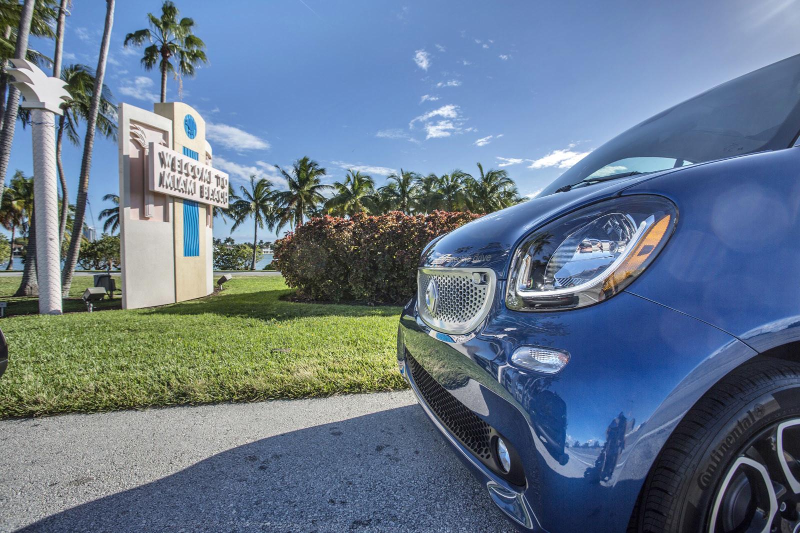 Foto de smart fortwo Electric Drive, toma de contacto (295/313)