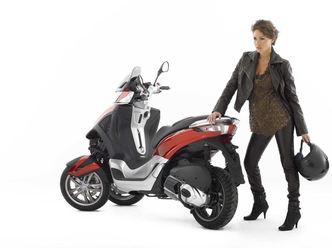 Foto de Piaggio MP3 Yourban, un modelo que complementa la gama (18/20)