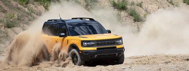 Ford Bronco Sport: Precios, versiones y equipamiento en México