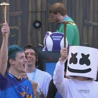 Los vídeos sobre el concierto de Marshmello en Fortnite no podrán generar ingresos para los creadores de contenido