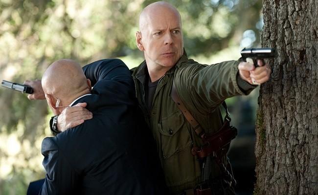 Imagen de Bruce Willis en 'G.I. Joe: La venganza'