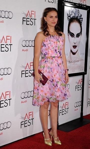 El look de Natalie Portman en el AFI Fest