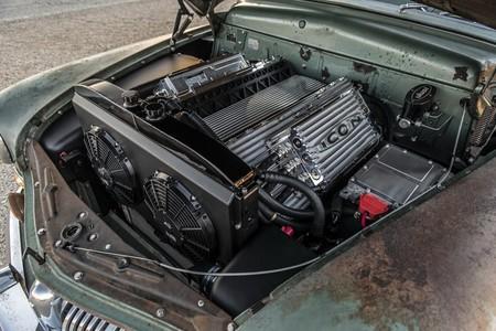 Icno Mercury V8