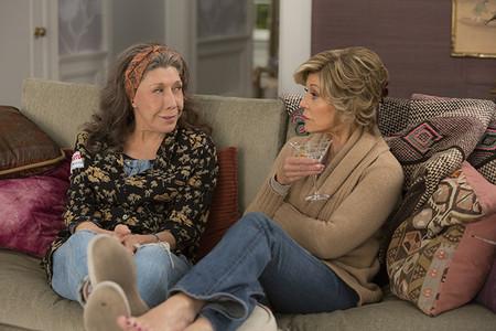 Grace And Frankie Series De Capitulos Cortos En Netflix Para Cuando Tienes Poco Tiempo