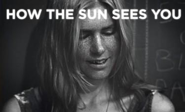 Una cámara ultravioleta muestra la increíble diferencia entre la piel de niños y adultos