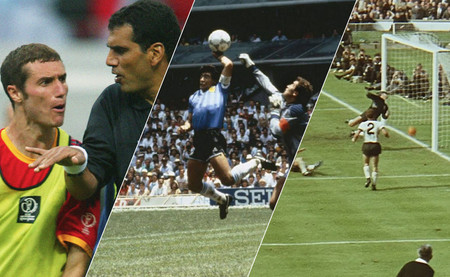 Del gol de Inglaterra a Al-Ghandour: 8 momentos mundialistas marcados por los árbitros