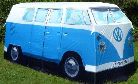 Tienda de campaña Volkswagen Camper, vámonos de festivales