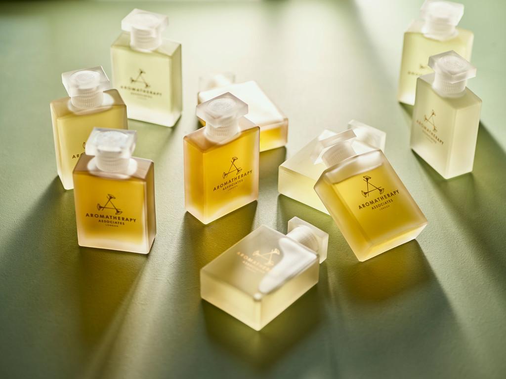 Aromatherapy Associates, la firma de aceites esenciales que Lady Di utilizaba como perfume, viene a España