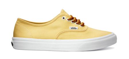 Vans Classics para la Primavera-Verano 2013: elige tu color pastel