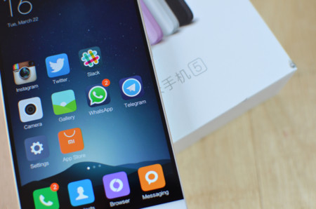 Xiaomi Mi5 Pantalla De Cerca