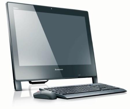 Lenovo ThinkCentre Edge 62z, un todo en uno para entornos donde hay que ahorrar espacio y dinero