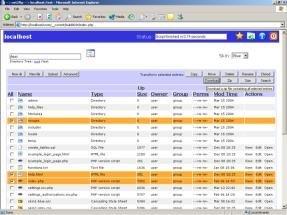Net2FTP, un gestor de FTP vía web