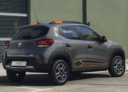 Dacia Spring Electric Renault Kwid electrico mexico 3