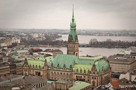 Panorámica de Hamburgo. Tus fotos de viaje