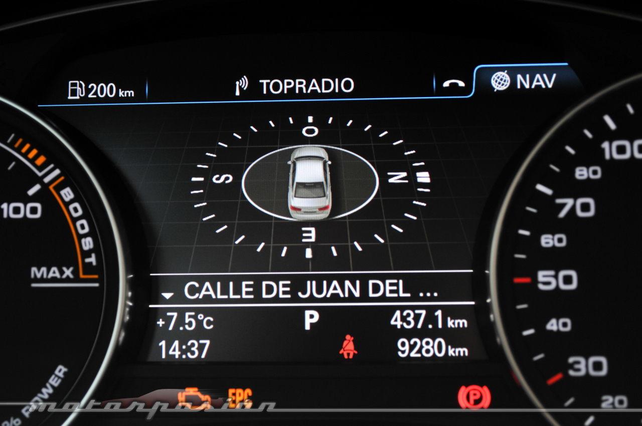 Foto de Audi A6 hybrid (prueba) (102/120)