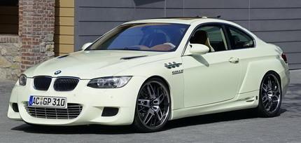 AC Schnitzer GP3.10: BMW Serie 3 con motor V10 del M5 que alcanza 552 cv funcionando con gas