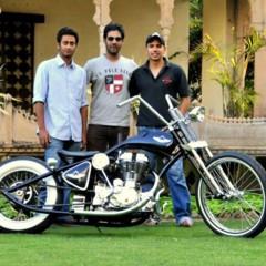 Foto 6 de 6 de la galería rajputana-customs-o-como-transformar-una-royal-enfield en Motorpasion Moto