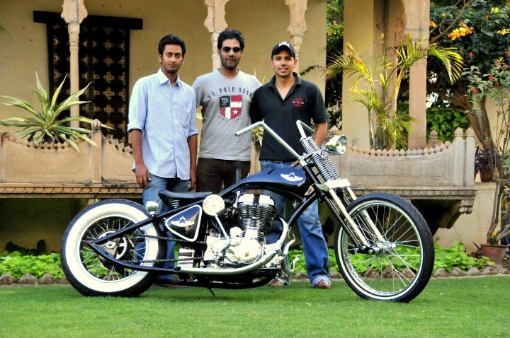 Foto de Rajputana Customs, o como transformar una Royal Enfield (6/6)