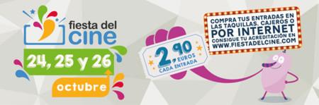 La XI Fiesta del Cine ya tiene fecha, del 24 al 26 de octubre
