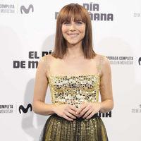 Aura Garrido nos conquista con el mosaico de cristales verdes firmado por Dior