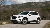 Mazda CX-5, presentación y prueba en Madrid (parte 1)