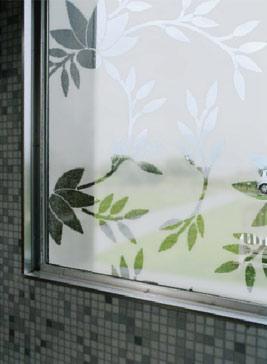 Esmerilados vinilos para cristales - Vinilos cristales ventanas ...
