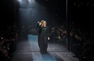 Gucci Otoño-Invierno 2012/2013, en la Semana de la Moda de Milán