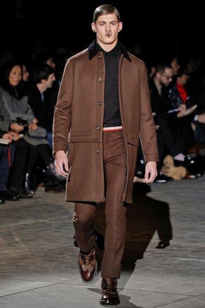 Givenchy Otoño-Invierno 2012/2013 en la Semana de la Moda de París