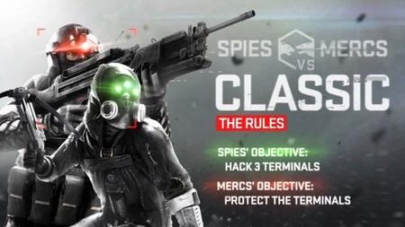 """El clásico """"Espías contra Mercenarios"""" de 'Splinter Cell: Blacklist' al detalle"""