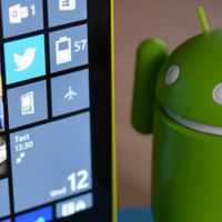 ¿Se está preparando Windows 10 Mobile para incluir un emulador de Android?