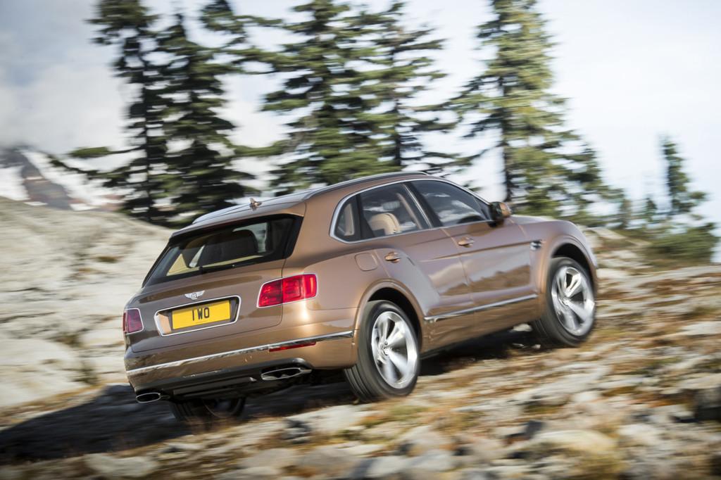 Bentley Bentayga 225