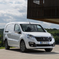 Peugeot Partner 2015, cabemos todos en el tercer modelo más vendido de Peugeot