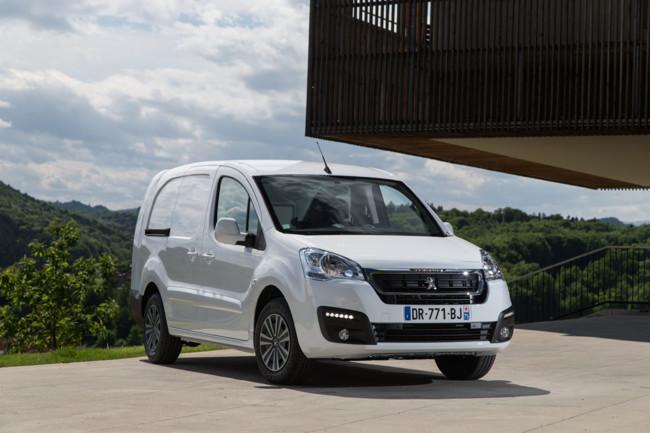 Peugeot Partner 2015 Contacto 3