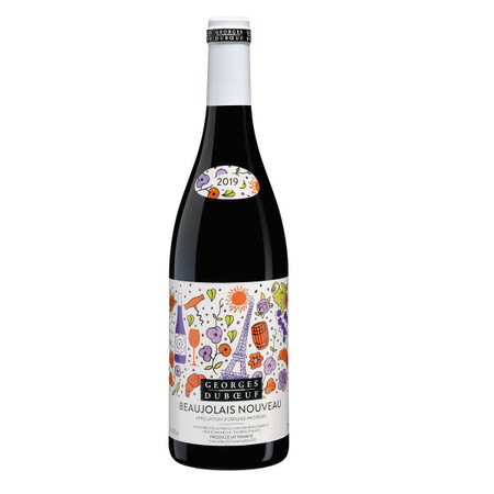 Vino Beaujolais Nouveau