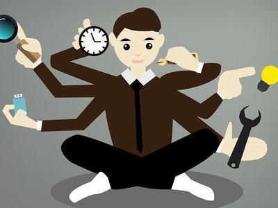 Siete aplicaciones para potenciar tu multitarea y hacerte más productivo