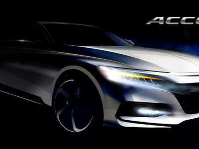 El nuevo Honda Accord se presentará el 14 de julio, pero llegará a México hasta 2018
