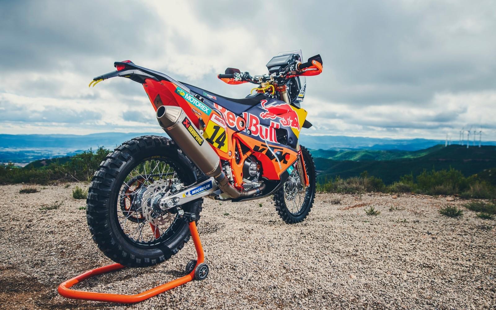 Foto de KTM 450 Rally Dakar 2019 (89/116)